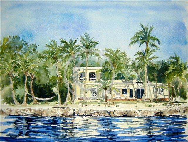 Edward's Bayside Home