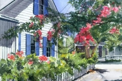 Key West Corner Conch