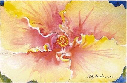 Yellow Hibiscus II